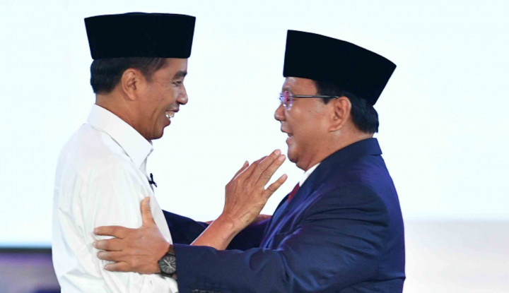 Jokowi Buka Pintu ke Prabowo-Sandi Gabung ke Pemerintahan - Warta Ekonomi