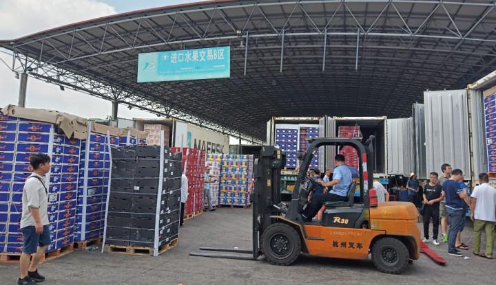 Enggak Cuma Tukang Impor, Indonesia Mulai Kejar Ekspor Komoditas Unggul ke China - Warta Ekonomi