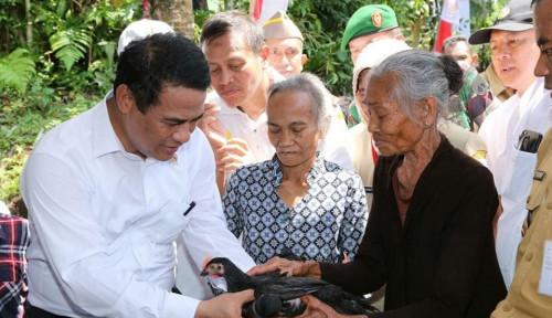 "Foto Libatkan UPT, Ayam ""Bekerja"" Keluarkan Ribuan RTM dari Kemiskinan"
