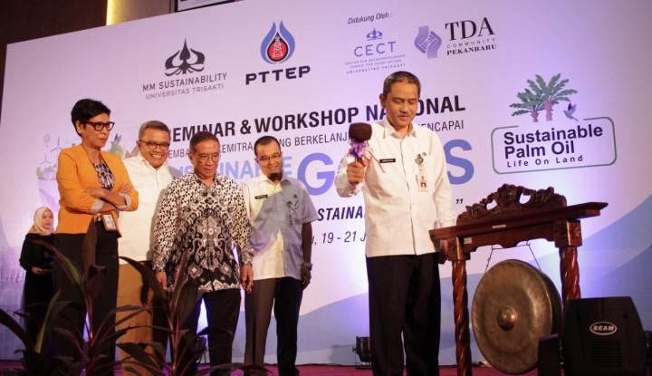 PTTEP DAN CECT Memberi Ruang UMKM dan Sosial Entrepremeur Lokal Kembangkan Diri - Warta Ekonomi
