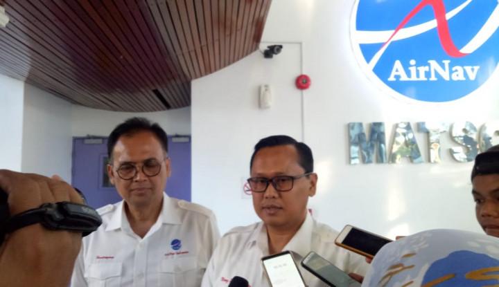 AirNav Makassar Terapkan Dua Teknologi Canggih di Bidang Navigasi Penerbangan