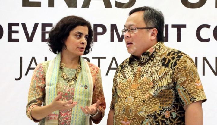 Indonesia-PBB Perkuat Kerja Sama Perencanaan dan Program Pembangunan