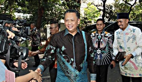 Foto Bamsoet Blak-blakan di Balik Pemenang Ketum Parpol Ada Investor Kelas Kakap