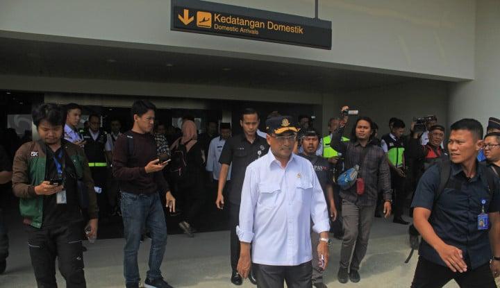 Menhub Pastikan Bandara Wamena Tidak Rusak Parah - Warta Ekonomi