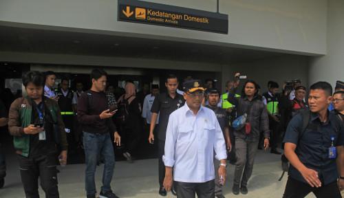 Foto Load Factor Capai 70%, Angkasa Pura II Berhasil Optimalkan Bandara Kertajati
