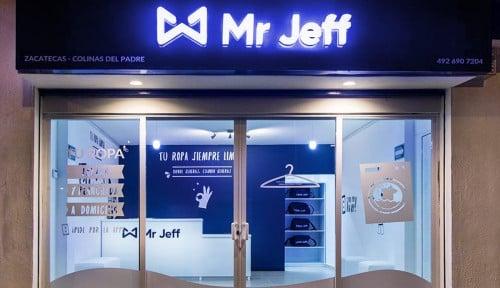 Mr Jeff Berubah Nama Jadi Jeff