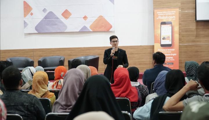 Kembangkan Kuliner Bandung, Ralali Gelar Workshop Strategi Bisnis