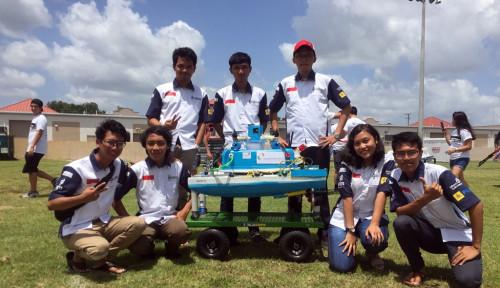 Foto Bravo! Mahasiswa UI Raih Juara 3 Dunia di Kompetisi Amerika