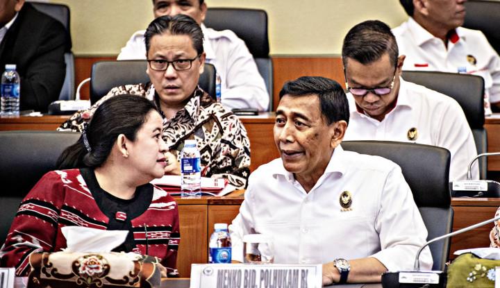 Soal Jabatan Fungsional TNI, Dwifungsi ABRI Hidup Lagi? - Warta Ekonomi