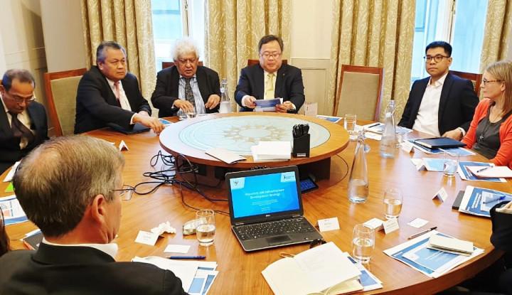 BI Ajak Investor Global Investasi di Empat Sektor Potensial Indonesia