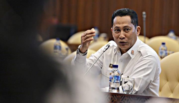 Ulah Anak Buah Jokowi, Pak Buwas Jadi Korban - Warta Ekonomi