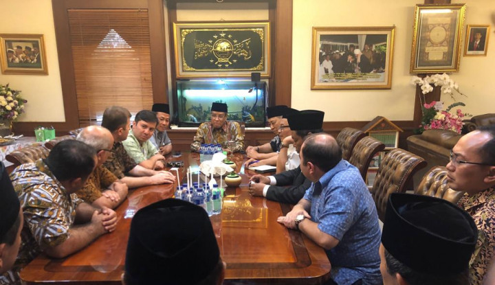 Terima Kunjungan dari Azerbaijan, PBNU Ajak Negara Islam Turut Invetasi di Indonesia - Warta Ekonomi