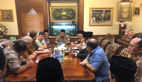 Foto Terima Kunjungan dari Azerbaijan, PBNU Ajak Negara Islam Turut Invetasi di Indonesia