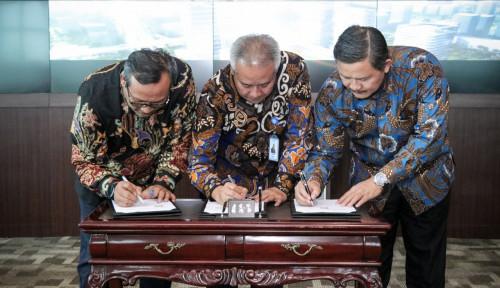 Foto WIKA Gandeng Dua BUMN Kembangkan Kawasan Industri di Subang
