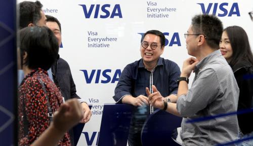Bikin Nyaman, Jadi Alasan Masyarakat Beralih ke Pembayaran Contactless