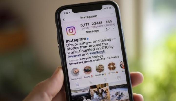 Instagram Kenalkan Fitur Interaktif Baru, Apa Itu? - Warta Ekonomi