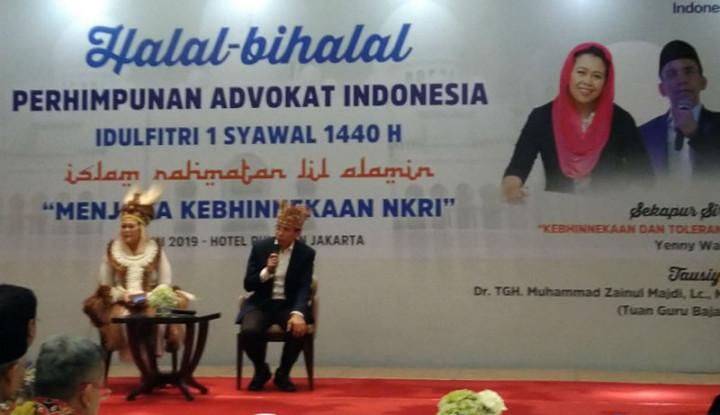 Jangan Sampai Indonesia Terpecah-Belah Seperti Suriah - Warta Ekonomi
