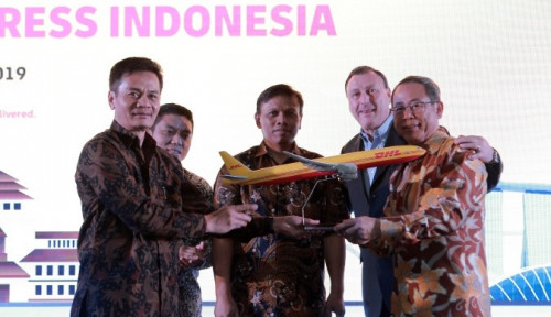 Foto DHL Express Buka Fasilitas Terbaru di Bandung, Total Investasinya Rp600 Miliar