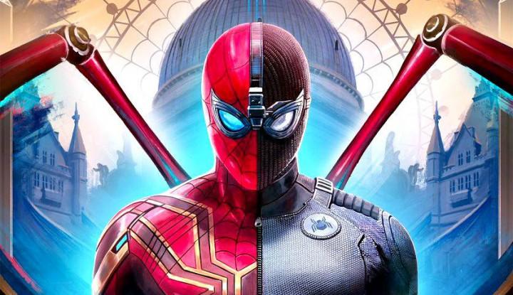 Syuting Sekuel Spider-Man Terpaksa Harus Ditunda