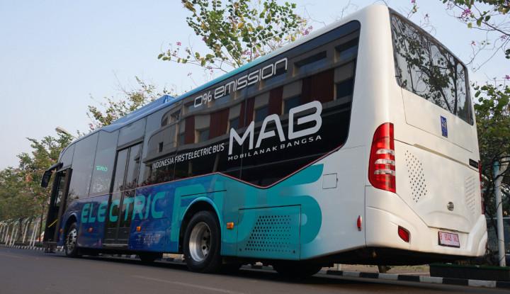 Datangkan Bus Listrik, Garuda Indonesia Bakal Gunakan untuk Mobilitas Karyawan - Warta Ekonomi