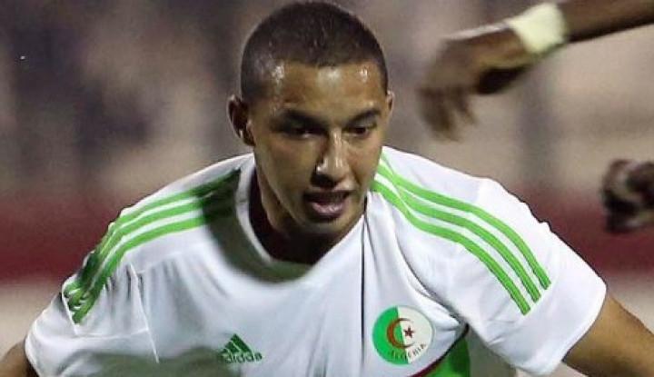 AC Milan Terus Incar Bintang Muda Asal Aljazair
