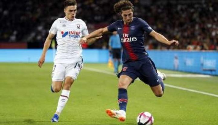 Gabung dengan Juventus, Adrien Rabiot Punya Target untuk... - Warta Ekonomi