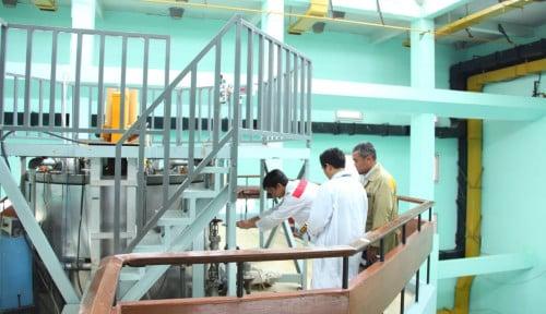 BATAN Bakal Konversi Bahan Bakar Reaktor TRIGA 2000
