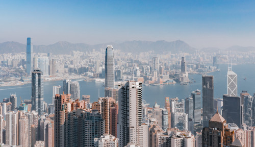 Foto Dipenjara Karena Suap, Konglomerat Hong Kong Ini Bangkit Lagi! Kini Jadi Direktur Perusahaan . . . .