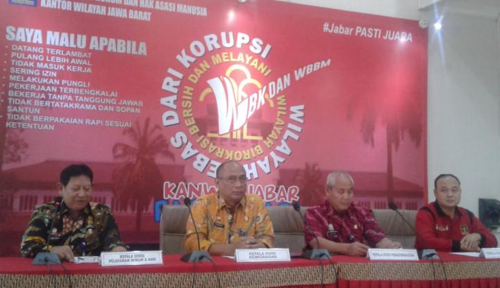 Menteri dan Tiga Jenderal Bakal Beri Arahan 2.040 ASN Kemenkumham - Warta Ekonomi