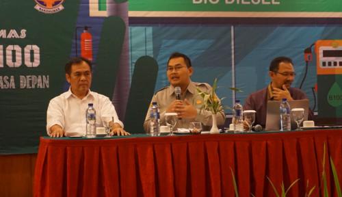 Biodiesel B100 Hasil Riset Kementan Bisa Hemat Devisa Rp26 Triliun