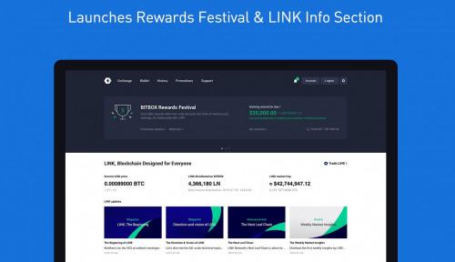 Foto Bitbox Line Luncurkan Rewards Festival, Bagikan Poin Gratis