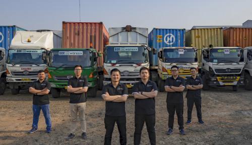 Startup Logistik Waresix Akuisisi Trukita