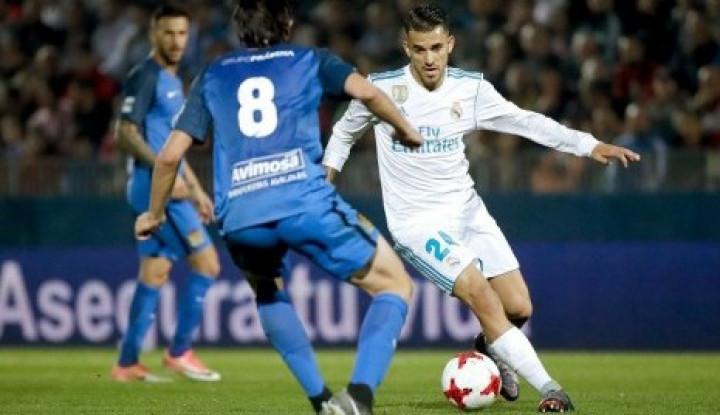 Ceballos Pilih Hijrah ke London, AC Milan Bakal Kehilangan...