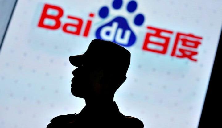 Ini Dia.... Korupsi di Baidu, Raksasa Internet China - Warta Ekonomi