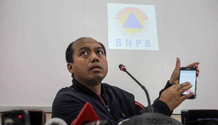 Kepala BNPB Sangat Kehilangan Sutopo: Dia Sosok Pekerja Keras - Warta Ekonomi