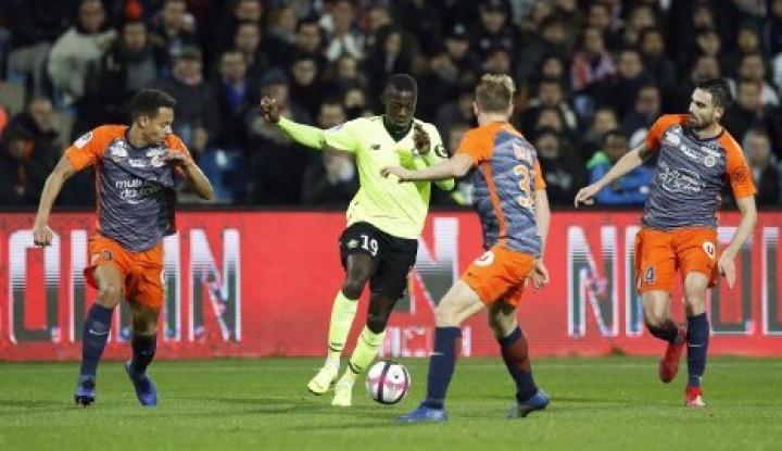 Presiden Lille Bocorkan Rencana Liverpool Boyong Nicolas Pepe