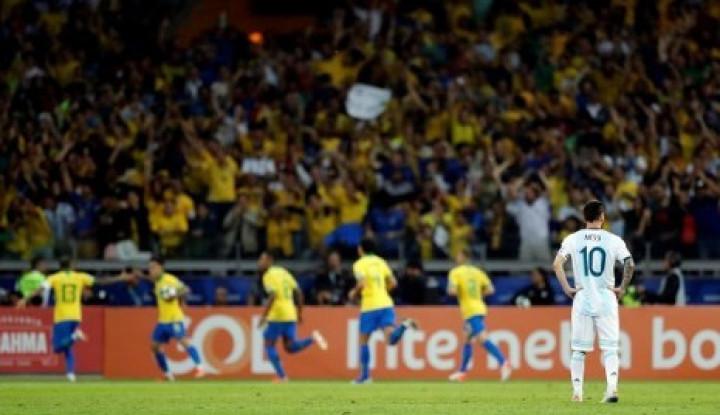 Messi Prediksi Brasil Juara Copa America: Mereka Didukung Wasit - Warta Ekonomi