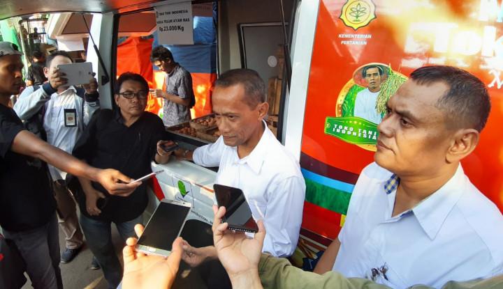 Kendalikan Harga, Toko Tani Indonesia Gelar Pasar Cabai Murah - Warta Ekonomi