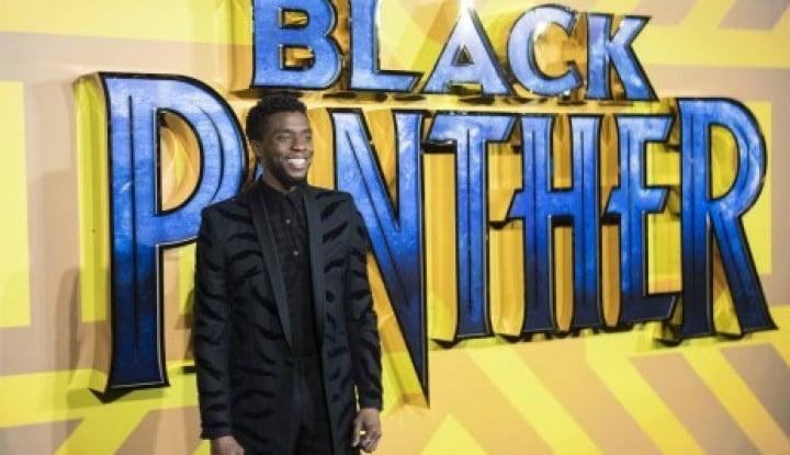 Bintang Black Panther Ini Terima Surat dalam Bahasa Wakanda - Warta Ekonomi