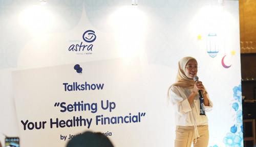 Foto Asuransi Astra Berbagi Tips Susun Perencanaan Keuangan Sehat