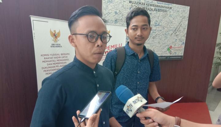 6 Orang Hakim Resmi Dilaporkan ke Komisi Yudisial terkait Kasus ... - Warta Ekonomi