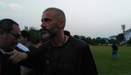 Foto Asisten Pelatih Persija Siap Nikmati Laga Lawan Persib
