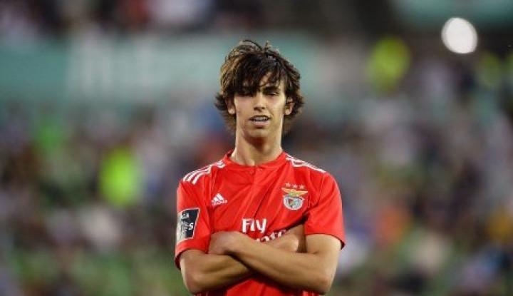 Joao Felix: Saya Bukan Cristiano Ronaldo