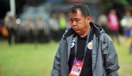 Foto Semen Padang Lakukan Pergantian Pelatih, Ini Alasannya...