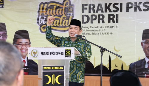 Fraksi PKS Gelar Lomba Baca Teks Proklamasi Mirip Bung Karno