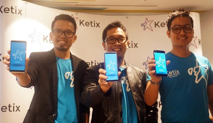 Minat Baca Indonesia Kurang, Platform Buku Digital Ketix Ingin Telurkan 1 Juta Penulis