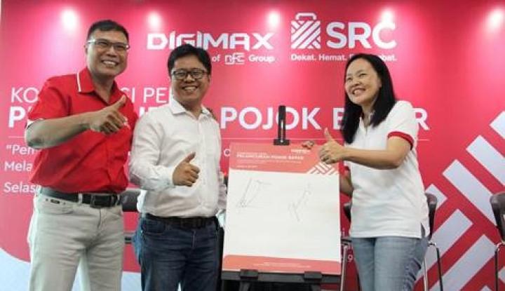 Foto Berita Lewat Digimax, DMI dan SRC Hadirkan Pojok Bayar UKM