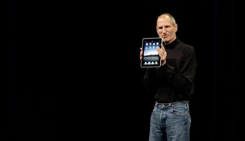 Foto Tuntutan dari Steve Jobs, Pegawai Pilih Cerai Demi iPhone