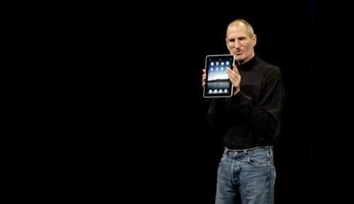 Foto Merinding! Steve Jobs Dapat Gelar Pahlawan Bareng Thomas Alva Edison!
