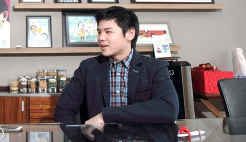 Foto Main Bisnis, Ini Sumber Penghasilan Nicholas Sean Anak Sulung Ahok